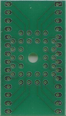 """IT Adattatore PCB PLCC32T a DIP28 0.6/""""."""