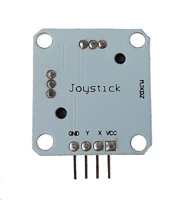 1PCS New PSP 2-Axis Analog Thumb GAME Joystick Module 3V-5V For arduino PSP K9 2