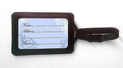 Personalised Embroidered Luggage Strap, Combination Lock with Password, bag, Tag 6