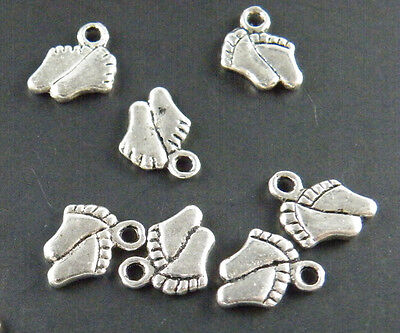 Lots 50//300pcs Tibetan Silver spider Jewelry Finding Charms Pendant DIY 17x14mm