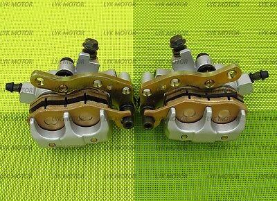 PADS FOR KRF750 4X4 Teryx 750 08-13 LEFT RIGHT KAWASAKI FRONT BRAKE CALIPER