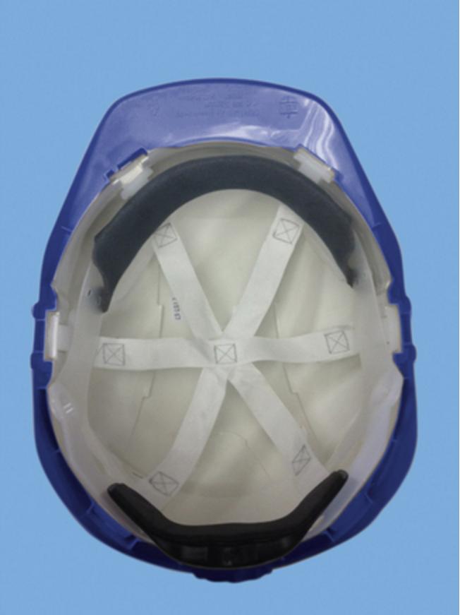 Centurion s09bf Konzept Gelüfftet voll Peak Schutzhelm - blau