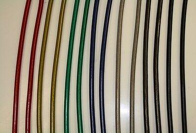 STAINLESS STEEL CLUTCH LINE SS FOR Subaru Impreza WRX//STi RED