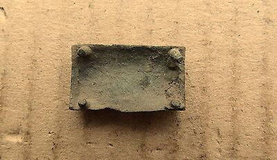 Perfect Viking Belt Ornamented Buckle Clasp 9-10 AD Kievan Rus