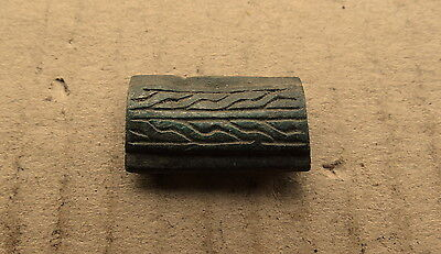 Perfect Viking Belt Ornamented Buckle Clasp 9-10 AD Kievan Rus 2