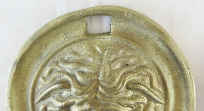 6 Handles for Furniture Antique Bronze a Locket Frieze Accessories CH29 7