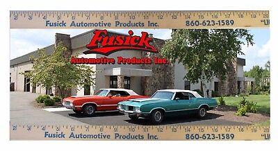 "1969-1973 Olds Cutlass /""442/"" Front Fender Emblem Set with Hardware"
