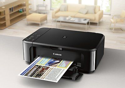 Canon PIXMA MG3520 Wireless All-in-One Inkjet Printer/Copier/Scanner Brand NEW!! 4
