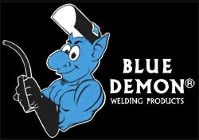 "E316L-16 X 3//32/"" X 14/"" X 5 lb Plastic Blue Demon stainless steel electrode"