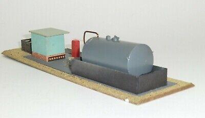 TeMos - Dieselloktankstelle, Mischbauweise, H0, 60er Jahre - N255/R 6