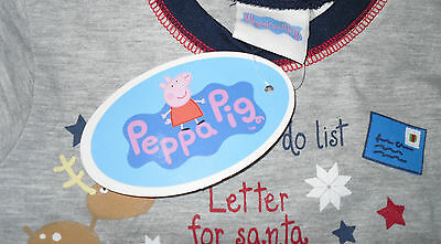 Boys/Girls Pyjamas Official Peppa pig or George Pig 5