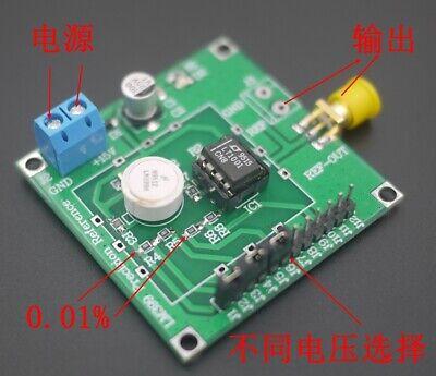 LM399 4-CH Voltage Reference Source 10V/7.5V/5V/2.5V For Voltmeter Calibration 3