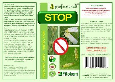 STOP CORROBORANTE BIO contro insetti 1 LT - Fitokem 3