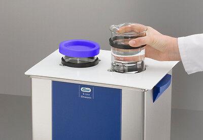 reinigungsglas 1000ml contenu avec couvercle pour nettoyeur à ultrasons Elma