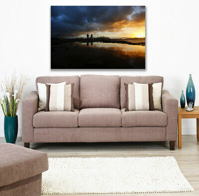 Personalised Canvas Print. Your Photo/Image Printed & Box Framed 10