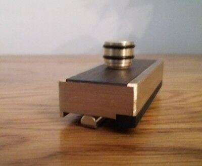 Brass Capo Dobro Resonator  Weissenborn Lap Steel By Woodshed Capo's 5