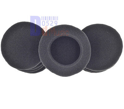 4 pcs soft cover foam pads earpads for sony walkmanSRF-HM55 SRF HM 55 Headphone