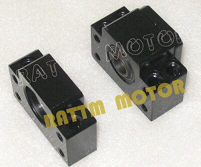 Ballscrew SFU1605 400mm C7+Nut+BK/BF 12 Support+Coupler For CNC Engraver Machine 6