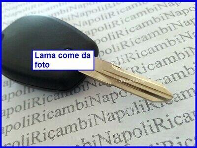 Chiave Cover Telecomando Guscio a 2 Tasti per Dacia Duster Logan Dokker Sandero 8
