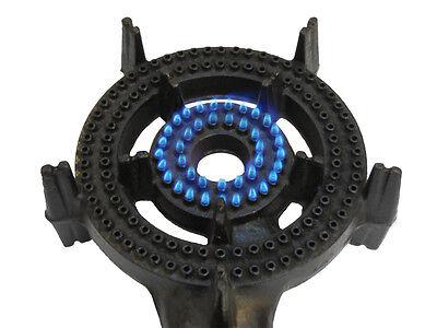 1.2 1.8 Mt LPG Gas Hose Regulator BBQ Wok Burner Country Cooker Ring Burner