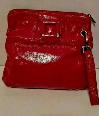 Original Jimmy Choo Damen Tasche Clutch Handtasche echtes  Leder, Lackleder TOP! 4