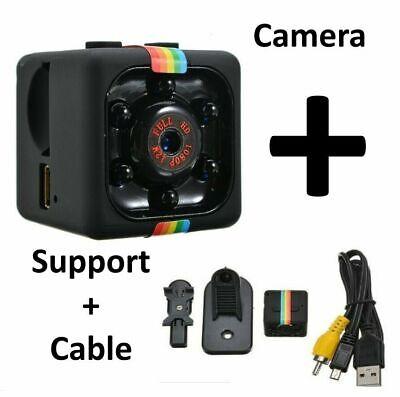 1080P caméra Espion SQ11 Mini Caméra Caméscope HD de Vision Nocturne Mini DV cae 2