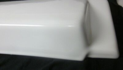 Kohler K4539 84079 Tank Cover Lid For 3385 Single Piece Toilet Rochelle White 8