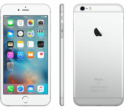 APPLE iPHONE 6S PLUS 16GB / 64GB - Unlocked / Voda - Smartphone Mobile Phone 8
