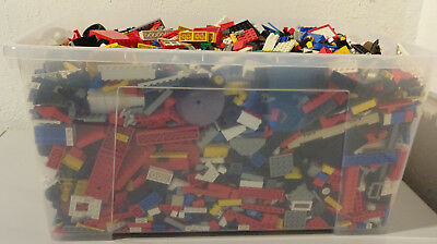 1 Kg  LEGO KILOWARE STEINE PLATTEN RÄDER SONDERSTEINE GEMISCHT GEBRAUCHT KILO 5