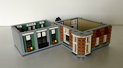LEGO Creator Modular Assembly Square 10255 Modified SECOND FLOOR ONLY 17 SOLD