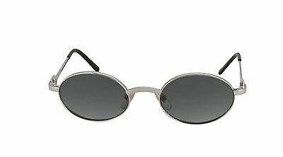 d1abb0b4b65ad ... New Cartier Oval Sunglasses T8200314 Platinum Frame Grey Lens France 2