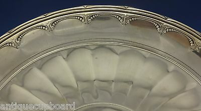 """Old Colonial by Towle Sterling Silver Plate 12"""" Diameter #93221 (#0502) 3"""