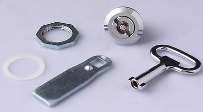 Key Switch Besam Round Triangle Change Setting Buisness Doors Open//Close B29