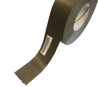 """100 Mph Military Duct Tape Waterproof 3/"""" Core 2.5/"""" x 60 Yards Commercial"""