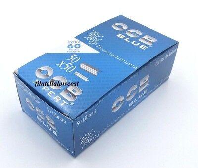 Papel De Fumar OCB X Pert Rolling Paper Caja 50 Libritos De 60 Hojas Tabaco 4