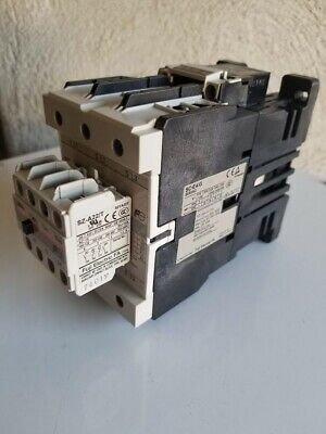 FUJI ELECTRIC CONTACTOR SC-E4/G with SZ-A22/T and SZ-Z36 Modules Attachments 2