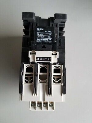 FUJI ELECTRIC CONTACTOR SC-E4/G with SZ-A22/T and SZ-Z36 Modules Attachments 8