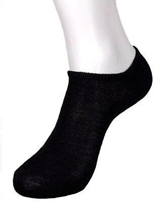 6-12 Packs Ankle Cool Socks Sport Mens Women Size 9-11 No Show Lot #70033DNWT