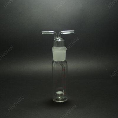 150ml Gas Washing Bottle with coarse disk,Washing bottle,laboratory glassware 2
