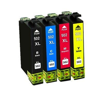 4x XL PATRONEN für Epson Expression Home XP5100 XP5105 WF 2860 DWF WF 2865 DWF 2