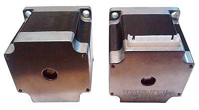 3D Printer  NEMA23 Stepper Motors - 1.8 deg - 6.35mm Shaft - Reprap & CNC 4