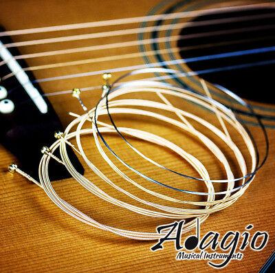 Adagio Pro Acoustic Guitar Strings Gauge 12-52 Phosphor Bronze 3