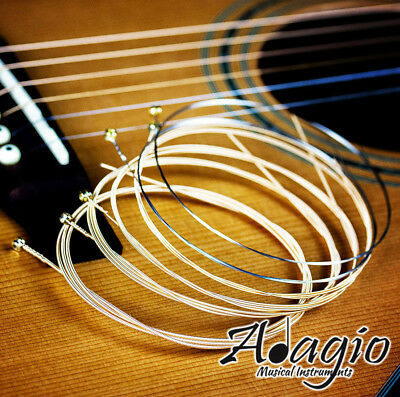 Adagio Pro Acoustic Guitar Strings Gauge 11-50