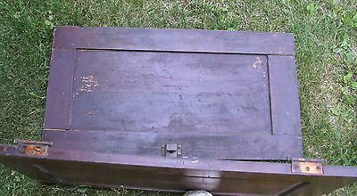 """Antique Vintage Pair Cabinet Doors from Old School Chemistry Lab 30"""" Tall 3"""