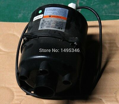APR900 air pump 900w 4.5amps with optional 180W heating element