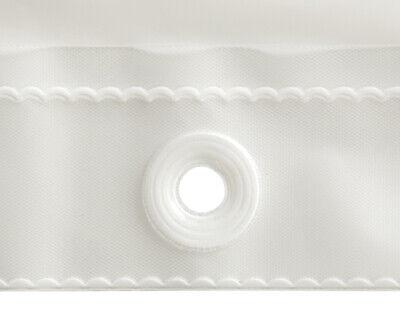 Tenda doccia ANTIMUFFA mosaico vinile impermeabile 3 misure anelli inclusi PVC 3
