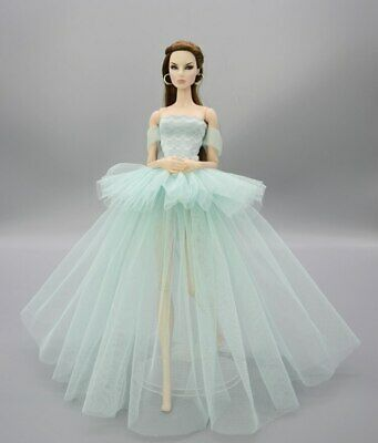 Fashion Costume Clothes For 11.5in. Doll Dress Party Dresses Outfits 1/6 Doll 6