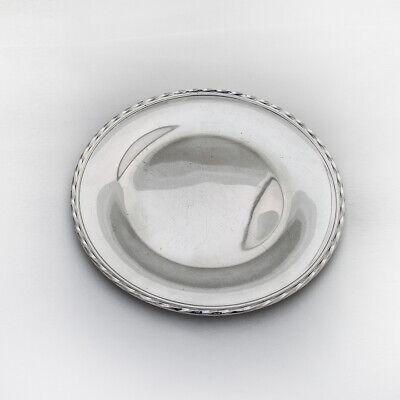 Towle Silver Flutes Sandwich Plate Sterling Silver 1941 No Mono 2