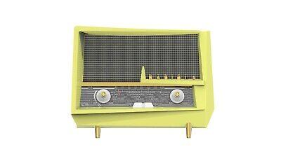 PHILIPS 20RL012 & RADIOLA RA248 'Le Corbusier', 2 x Radio Design in miniatura 9