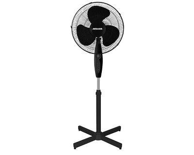 HELLER 40cm 3 Speed Timer+Remote Pedestal Fan+Tilt Oscillating Head HF40BRG-NEW 2